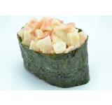 Cпайс суши с креветкой