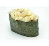 Cпайс суши с окунем